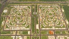 Geometric suburb design - Imgur