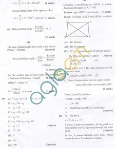35 Best a images in 2019 | Sample question paper, Sample