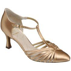 T-Strap Smooth or Ballroom Shoe - SupaDance