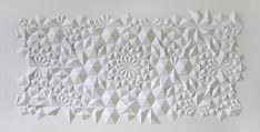 Juxtapoz Magazine - Paper Sculptures by Matt Shlian