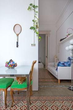 A Relaxed Home With Heart in Barcelona — House Tour