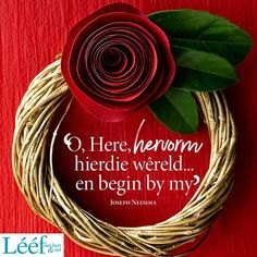 Hart, Afrikaans, Christmas Ornaments, Holiday Decor, Quotes, Quotations, Christmas Jewelry, Qoutes, Christmas Baubles