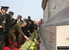 China Mulls Law On Protecting Reputation Of Heroes, Martyrs