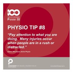 pay attention #physiotips #100years