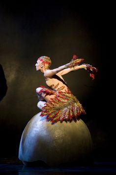 Lana Jones The Australian Ballet Firebird Photograph : Alex Makeyev Australian Ballet, Mata Hari, Ballet Costumes, Ballet Dancers, Ballerinas, Dance Art, Dance Photography, Firebird, Glamour