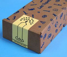 Les Topettes by Olga Capdevilla and Jordi Oms #design #packaging