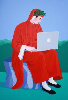 Giuseppe Veneziano Apple Arte