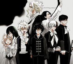 Boku no Hero Academia || BNHA★