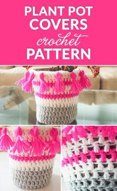 These Crochet Plant