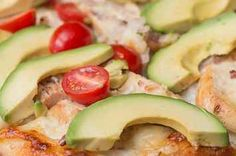 Here's What Happens When Avocado, Pizza, And Chicken Collide