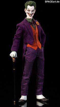 Batman: Joker - Deluxe Figur http://spaceart.de/produkte/bm003.php