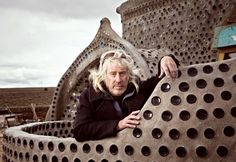 """Taos, New Mexico """"Earth Ship Community""""  Totally off the grid, self-contained homes.  Michael Reynolds is awesome!"""