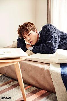from WidMay update ~ for InStyleKorea Magazine October Issue 2016 Hong Jong Hyun, Jung Hyun, We Found Love, Instyle Magazine, Mystic Messenger, Korean Model, Actor Model, Going Crazy, Korean Actors