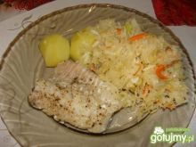 Dorsz na parze 4 Tzatziki, 20 Min, Mashed Potatoes, Diabetes, Eggs, Breakfast, Ethnic Recipes, Food, Whipped Potatoes