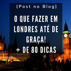 """[POST NO BLOG]  To aqui pra dizer que as dicas em Fotos de Londres acabaram mais há muito mais lá no blog em: http://ift.tt/1Mv9A8t pesquise por """"O que fazer em Londres"""". . #aosviajantes #blogdeviagem #blogueirosdeviagem #rbbv #rbbvviagem #braziloverss #wanderlust #ferias #feriado #viagem #viajar #turismo #roteiro #dicasdeviagem #apaixonadosporviagem #amoviajar #loveit #precisodeferias #queroviajar #queroferias #amo #viagemeturismo #melhoresdestinos #travelgram #instatravel #viagemeturismo…"""