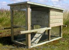 The Bubwith Chicken House / Coop