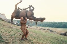 With Fire and Sword I'm Sad, Drama Film, Horse Art, On Set, Cyberpunk, Poland, Sword, Behind The Scenes, Camel