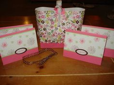 Paper Purse with cards _CM