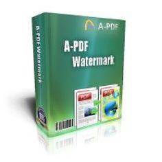 مدونة أمير العرب blog amir arab: برنامج A-PDF Watermark ضع حقوقك على ملفات PDF بحجم 5 MB فقط