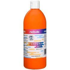 Akciós ! Ft Ár Nebuló tempera nagy kiszerelésben 500 ml - Narancssárga Ft Ár 690 Tempera, Drink Bottles, Water Bottle, Drinks, Drinking, Beverages, Water Bottles, Drink, Beverage
