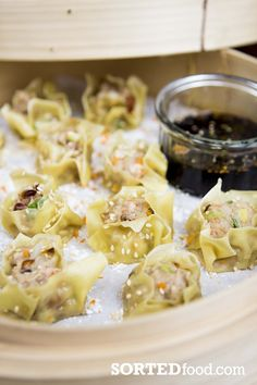 Dim sum recipe to try by @Lissanne Oliver Food