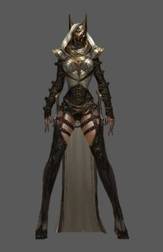 Female Character that looks super cool. i would love to make a character race based on this character. the armor on this girl reminds me of a killer from a game i know. Female Character Design, Character Design Inspiration, Character Concept, Character Art, Concept Art, Character Portraits, Fantasy Women, Fantasy Girl, Dark Fantasy