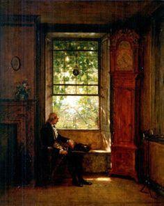 Thomas Worthington Whittredge - Retrospection
