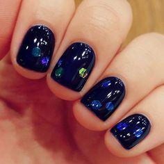 에뛰드 코팅진/ 육각필름글리터는 에리카 #셀프네일 #젤네일 #네일스타그램 #네일 #nail #nailart #nailstagram #gelnails #nails
