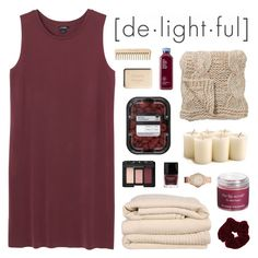 """~ O92615"" by khieug ❤ liked on Polyvore featuring Monki, Sara Happ, Miss Selfridge, NARS Cosmetics, FOSSIL, Chanel, Brahms Mount, Bloomingville, Butter London and melsunicorns"