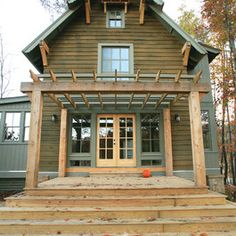 Arbor Attached To House Design Ideas, Pictures, Remodel, and Decor - page 15
