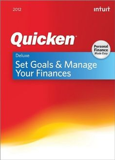 Quicken Deluxe 2012 [Download]: Set goals and manage your finances:    Organizes all your accounts - bank, credit card, investments, loans, retirement accounts - all in one place    Safely and securely imports all of your financial information so you don't have to enter them manually    Automatically categorizes expenses so you can see where you're spending    Helps you create a budget and tracks your progress against it.