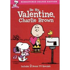 be my valentine charlie brown deluxe edition - Charlie Brown Valentine Video