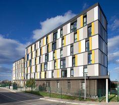 Galeria - Residencial de Estudantes Roebuck Castle, UCD / Kavanagh Tuite Architects - 9