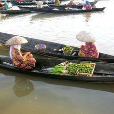 Lihat Selengkapnya @firman2870 Instagram photos   Lok Baintan Floating Market