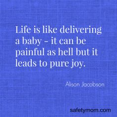 We definitely agree with @alisonsafetymom on this! http://safetymom.com