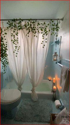 Home Spa Decor, Home Spa Room, Spa Bathroom Decor, Spa Room Decor, Bohemian Bathroom, Bathroom Interior Design, Small Bathroom, Paris Bathroom, Bathroom Plants