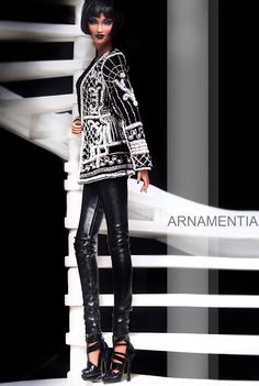 Collecting Fashion Dolls by Terri Gold: Arnamentia: Kingdom Doll's 2nd Atelier de Royume D...