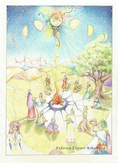 Created by Angelic Rainbow Art - Kikosmika