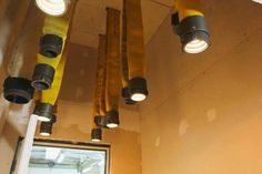 Interesting interior lighting concept for recycled fire hose . Fire Hose Projects, Fire Hose Crafts, Fire Dept, Fire Department, Firefighter Bar, Volunteer Firefighter, Firefighter Equipment, American Firefighter, Firefighter Pictures