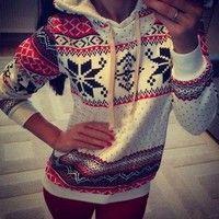 Wish | PLUS SIZE Women Ladies Long Sweater Pullover Top Hoody Sweatshirt Jumper Coat