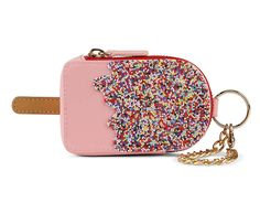 LOVE this little coin purse and the sprinkles just put it over the top! Novelty Handbags, Novelty Bags, Cute Handbags, Purses And Handbags, Luxury Handbags, Cheap Handbags, Popular Handbags, Handbags Online, Summer Handbags