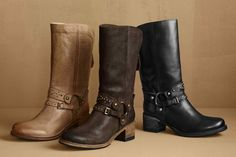 Moto boots from #johnstonmurphy Fall style sweepstakes from @Johnston & Murphy