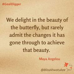 Of COURSE you are beautiful on the outside. But, when we see something we want, we may have to change what is in our mind, or our actions. Pay attention this week - what can you change to reach your goals? #GoalDigger #Phoenix #Ahwatukee #Esthetician #HappyMonday! #MayaAngelou