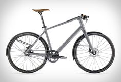 Canyon Commuter Bike