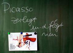 Kubismus: Pablo Picasso & Georges Braque | Kunst du?
