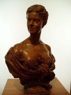1827 - 1875 Jean-Baptiste Carpeaux - Madamoiselle Fiocre (1869-70)
