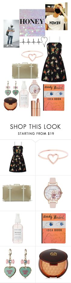 """baekhyun-exo"" by chanbaek614 ❤ liked on Polyvore featuring Alice + Olivia, Love Is, Globe-Trotter, Olivia Burton, Herbivore, Burberry, Betsey Johnson, The Body Shop and Charlotte Tilbury"