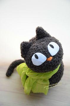Grace--#378 sock cat