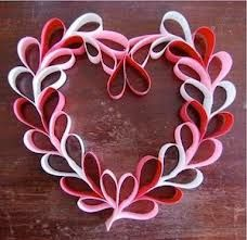 Cute Mother's Day craft or valentines day craft