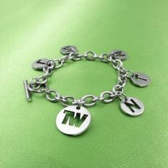 The Wanted Charm Bracelet